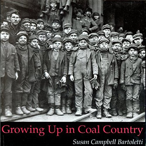 Growing Up in Coal Country audiobook cover art