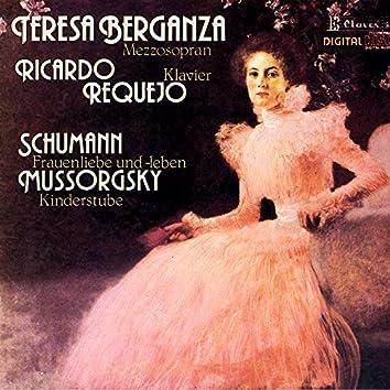 Schumann & Mussorgsky: Songs