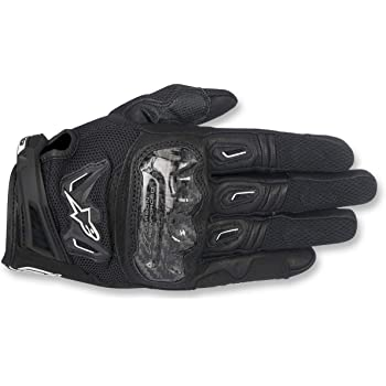 Alpinestars Mens Shore Motorcycle Glove Black Small
