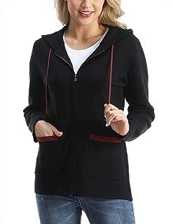 Best hooded zip cardigan Reviews