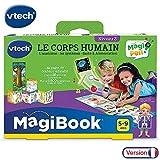 VTech - Livre MagiBook - Le corps humain, compatible MagiPen, livre éducatif