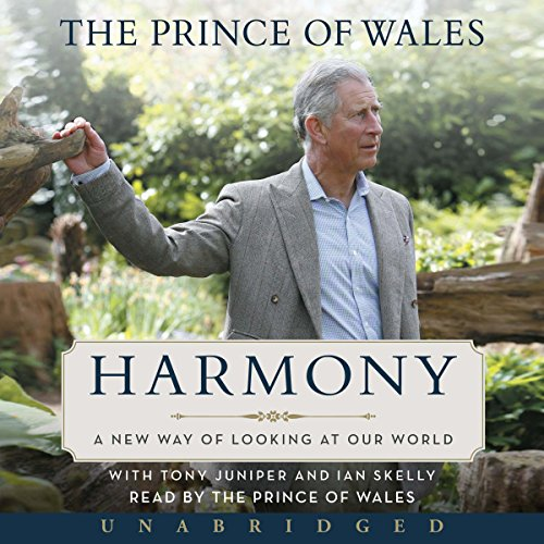 Harmony audiobook cover art