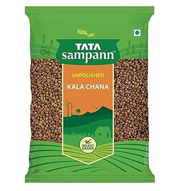 Tata Sampann Kala Chana, 1kg