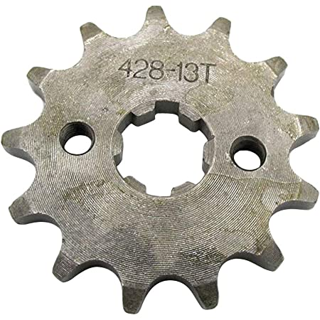 420 13T 17mm Kette Kettenrad Für Motor 50 70 90 110cc 125cc ATV Pit Dirt Bike ly