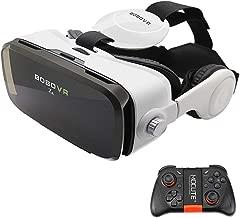 Mobitech Pro VR BOX MOB94 Casque de R/éalit/é Virtuelle pour iPhone//Samsung//Nokia//Sony//LG