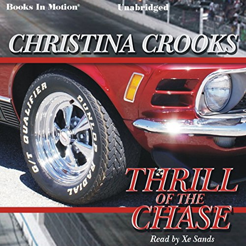 Thrill of the Chase audiobook cover art