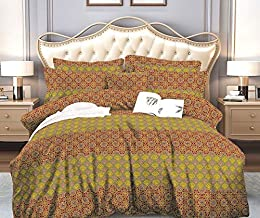 Sponsored Ad – Comforter Set, Printed Pattern Design, Bed In A Bag, Comforter Bedding Set, CAN. (Single(160X230 cm))