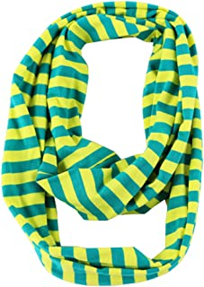 Wennikids Children's Kids Knit Cotton Stripe Scarf