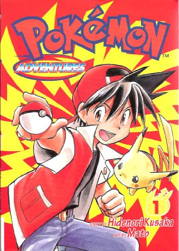pokemon kanto vol.1 (Pokemon Aventures) (Spanish Edition)