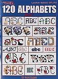 120 Alphabets - Cross Stitch Pattern Book