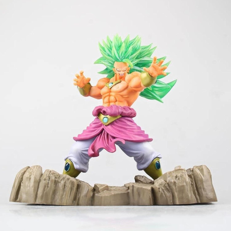 Anime Figures Dragon Ball Z Super Max 51% OFF Model Saiyan Strengthen Broli Max 68% OFF
