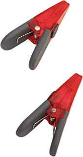 Home Centre Polypropelyne Clip with Magnet-Set of 2 Pcs.