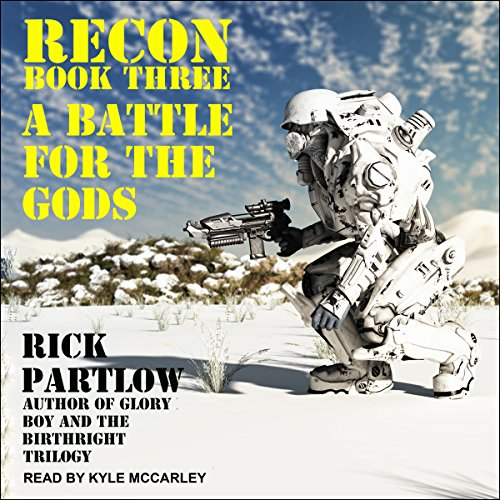 Recon: A Battle for the Gods cover art