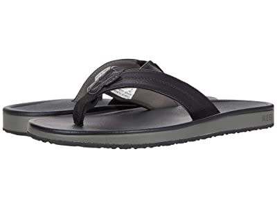 Reef Journeyer (Black/Grey) Men