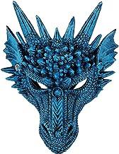 Fiestas Guirca Dragon Masque mezzoviso adulte unisexe 2414 Vert