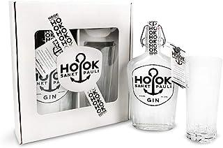Geschenkset HOOK Gin mit hochwertigem HOOK-Glas von Spiegelau