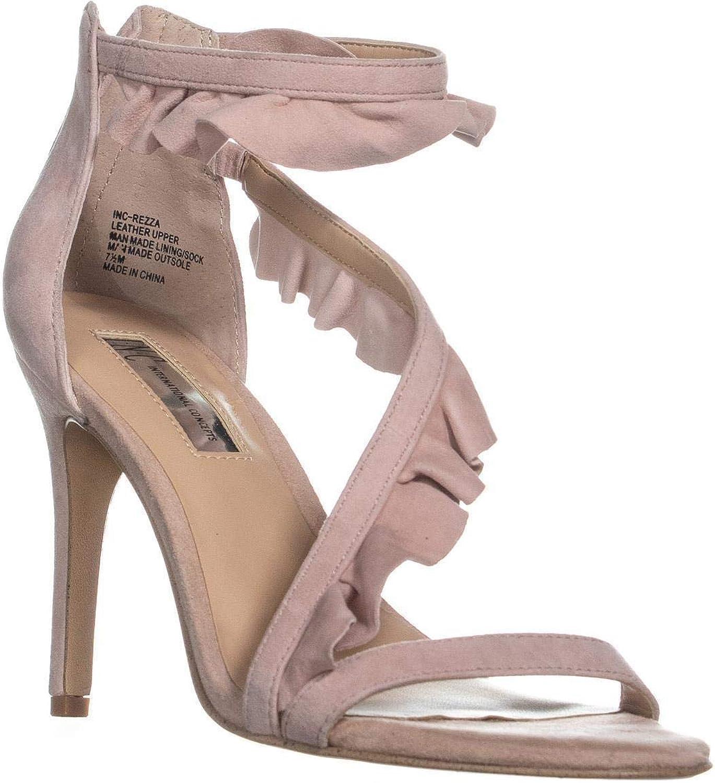 INC International Concepts I35 Rezzal Dress Sandals, Pink Bloom