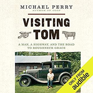 Visiting Tom audiobook cover art