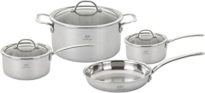 Lenox 7-Piece Performance Series Cookware Set
