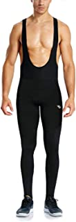 Baleaf Men's Padded Thermal Stirrup Cycling Bib Pants