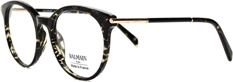 Eyeglasses Balmain BL1093 01 Black frame Size 5220135
