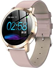 AOLVO BT Smart Watch, IP 67 Waterproof Sport Bracelet Fitness Activity Tracker 1.22 Inch Touch Screen Ultra-Long Battery Life Compatible with iPhone/Android/Samsung Men Women Kids