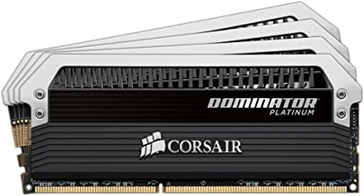 Corsair Dominator Platinum 32GB (4x8GB) DDR3 1866 MHz (PC3-15000) Desktop Memory