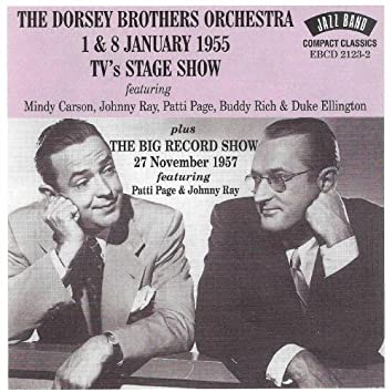 1 & 8 January 1955, Tv's Stage Show