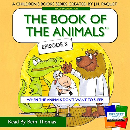 The Book of the Animals - Episode 3 audiobook cover art