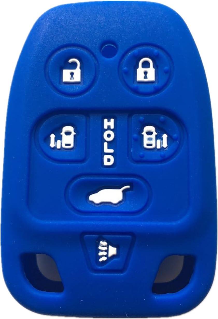Rpkey 6 button Silicone Keyless Entry Fob Cov Max 70% OFF Key Control Remote Max 76% OFF