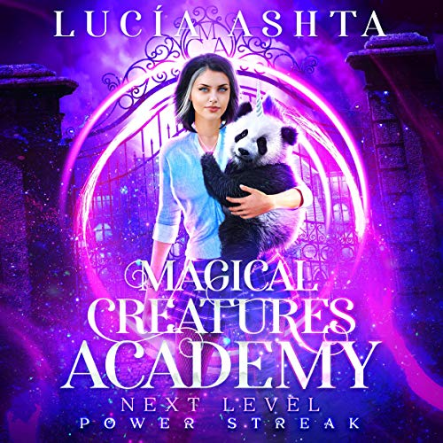 Magical Creatures Academy 4 cover art