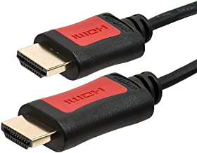 Monoprice 109169 Active Select Series High-Speed HDMI Cable 15 Feet with RedMere Technology Supports Ethernet, 3D, 4K Resolution @24Hz and Audio Return - Black