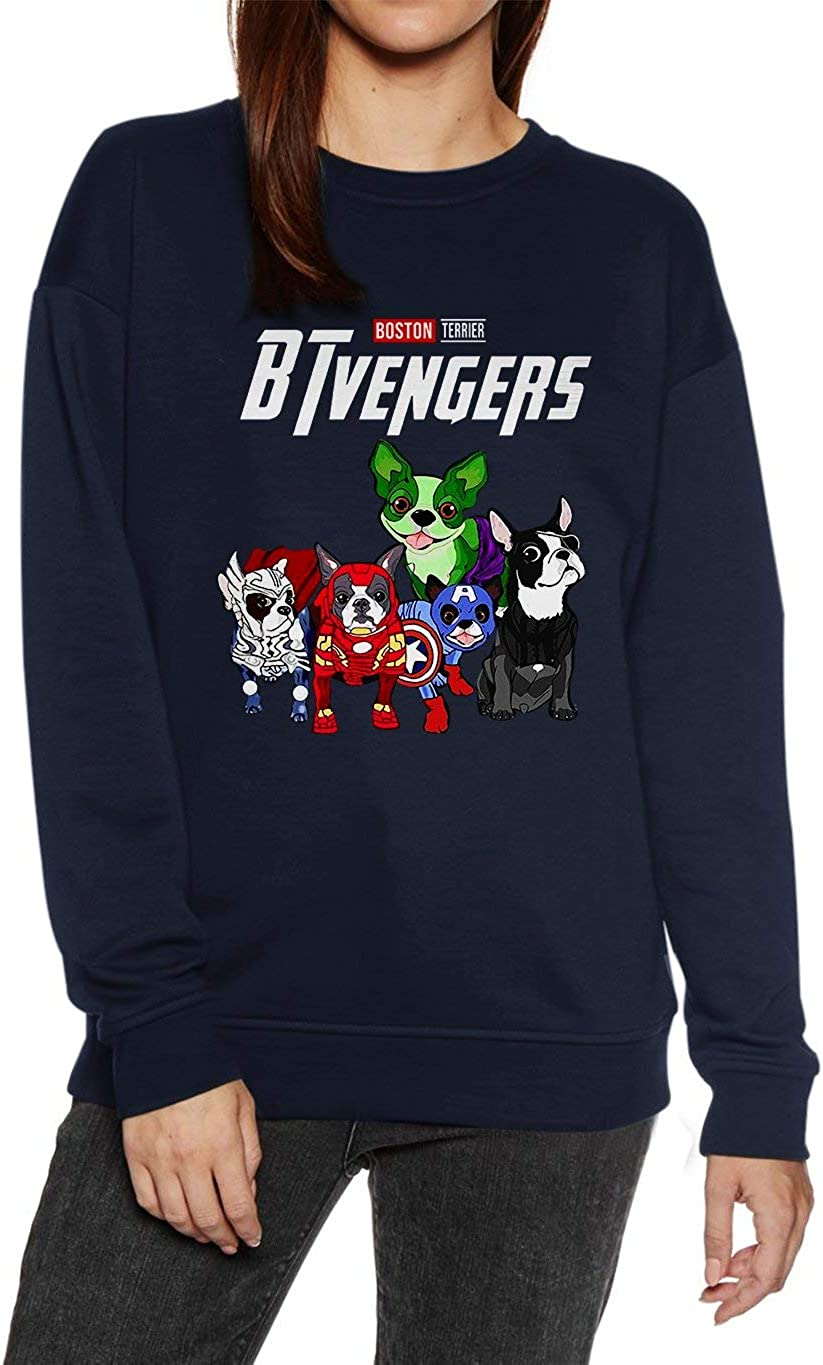 Boston 日本正規代理店品 Terrier BTvengers Funny Awesome Trending 国内正規総代理店アイテム Gift Vintage