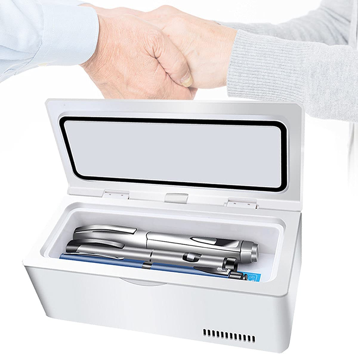 ZXLZM Insulin Cooling Case Portable Cas Refrigerated Max 42% OFF Travel Classic Car