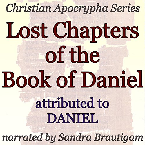Lost Chapters of the Book of Daniel cover art