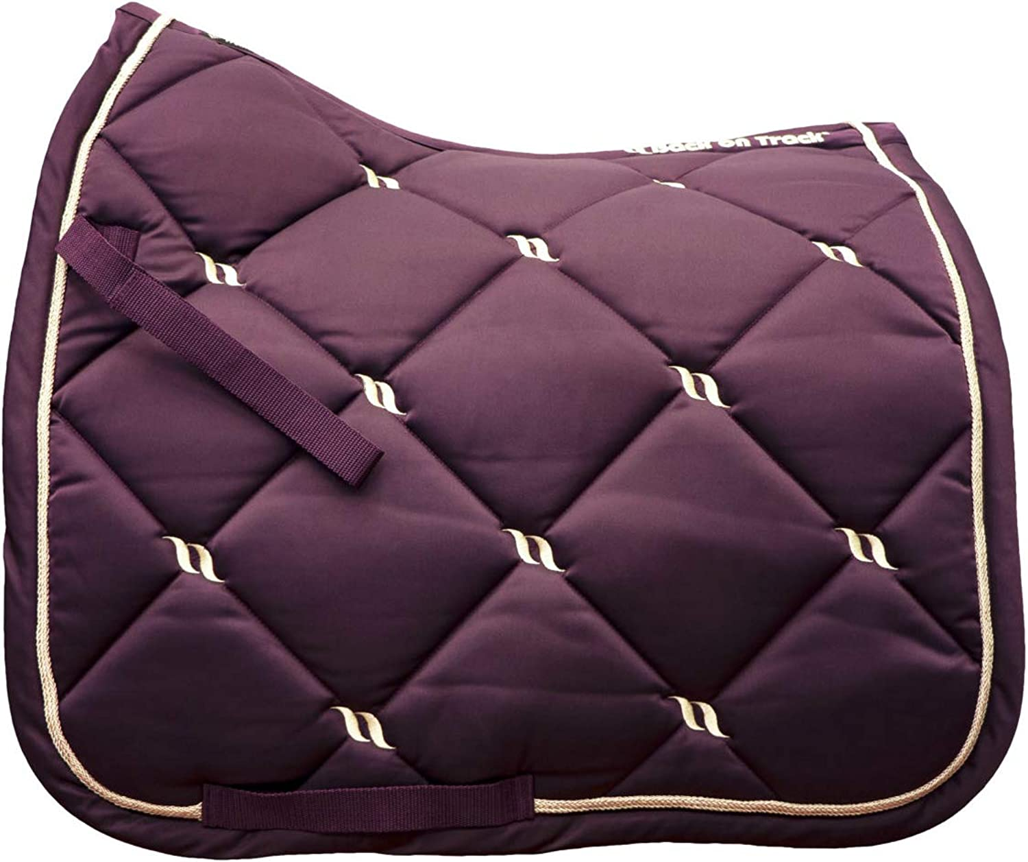 Back on Track Nights Collection Saddle Cloth