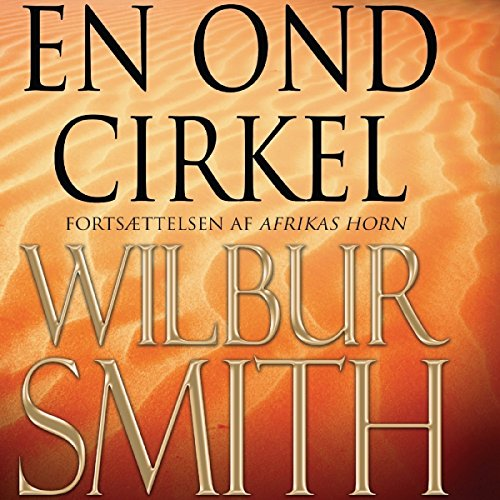 En ond cirkel audiobook cover art