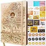 Law of Attraction Planner - Undated Deluxe Weekly & Monthly Life Planner to Achieve Your Goal. A 12 Month...