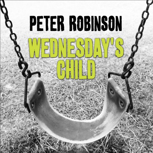 Wednesday's Child audiobook cover art