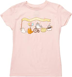 Pusheen Pusheenimal Parade Juniors T-Shirt