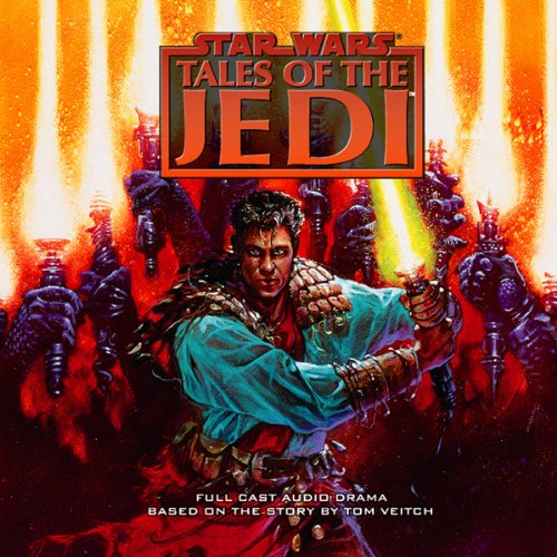 Star Wars: Tales of the Jedi (Dramatized) cover art
