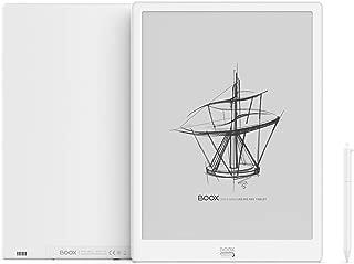 BOOX Max3 Eink搭載Android13.3インチ電子書籍リーダー,PCセカンドモニター,OTG対応