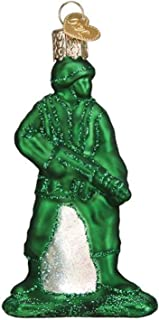 Old World Christmas Army Man Toy