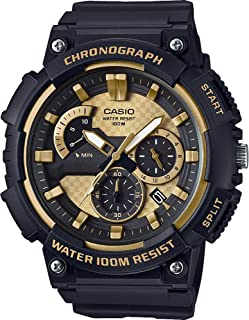Casio Watch For Men - Resin - MCW-200H-9AVDF