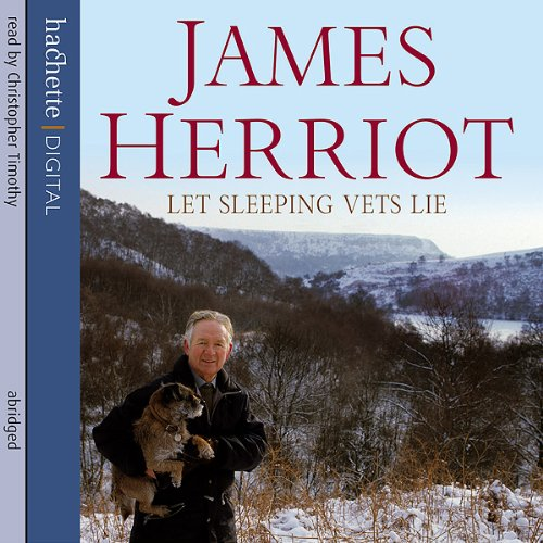 Let Sleeping Vets Lie audiobook cover art