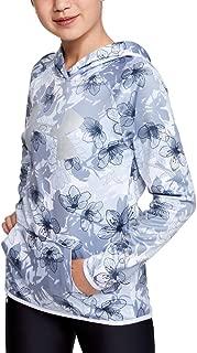 Girls' Armour Fleece All Over Hoody Novelty