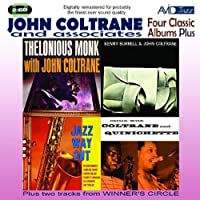 COLTRANE - FOUR CLASSIC ALBUMS PLUS