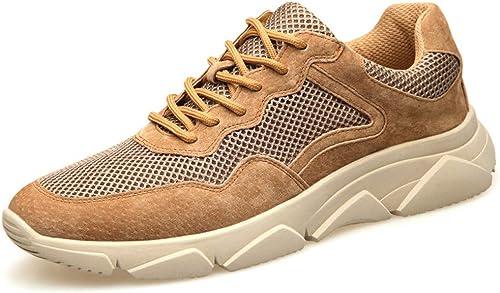 TYX-SS Atmungsaktive Mesh-Schuhe für Herren Outdoor-Laufschuhe für Wilde Sportschuhe