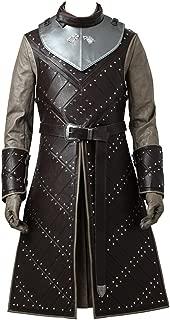 Men's Cosplay Suit for Game of Thrones VII Jon Snow Cosplay Costume