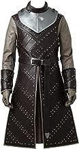 CosplayDiy Men's Cosplay Suit for Game of Thrones VII Jon Snow Cosplay Costume